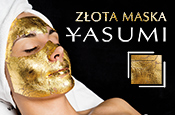 ZŁOTA MASKA 24K Gold Mask Treatment